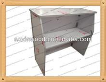 Plegable de madera de la barra, contador