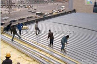 insulation materials /glasswool roof thermal Construction materials