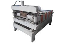 Export quality metal sheet arching machine/ roof sheet curving machine