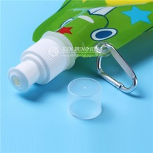 BPA free Animal Shape Stand up plastic water spout pouch