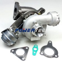 Turbolader GT1749V Turbocharger 038145702G turbo charger 717858 for Audi A4 1.9 TDI (B6) / Audi A6 1.9 TDI