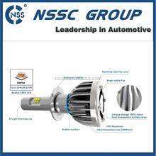 Factory Direct Wholesale 3S LED Car Lamp 9007 Hi Low Beam 38W 4500LM LED Headlight