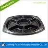 12 Inch Round Disposable Plastic Party Tray