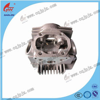 High Quality 4 Valve Motorcycle Engine Parts Motorcycle JP0003 Cylinder Head