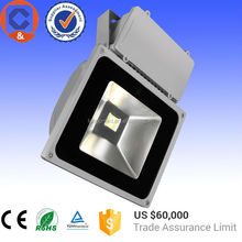 outdoor brightest animation shining 100W warm white led flood lights