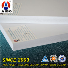 Kitchen Cabinets laminated 1-25mm thickness self adhesive Pvc Sheet