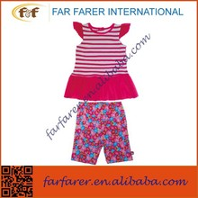 baby cloth set/ interlock set/ baby bodysuit