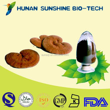 Natural plant anticancer extract lucid ganoderma p.e.