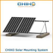 Aluminum Solar Panel Bracket Console