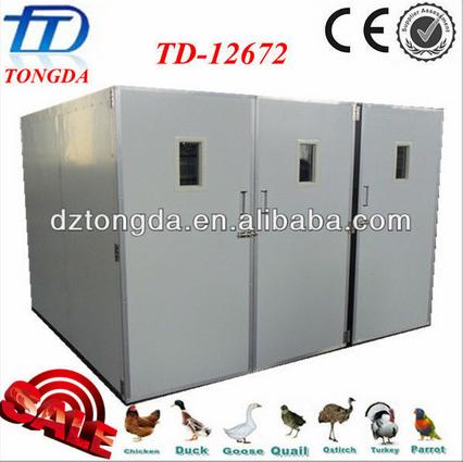 Td 12672 Best Price Egg Hatchery Machine For 9000 Duck
