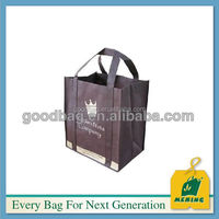 bopp laminated pp nonwoven bag for travel using