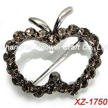 XZ-1750 Hot selling top sale brooch for evening dress in many style