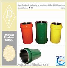 mud pump accossories metal cylinder sleeve