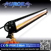 "AURORA popular 50"" all weather led light bar high power led driving lights"