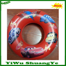 STOCK !!! DIA 60CM/ 90CM Popular Plastic Inflatable swimming rings