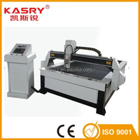 Jinan resonable price !!! (1300*2500MM)cheap cnc plasma cutting machine,portable cnc plasma cutting machine