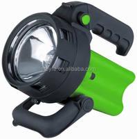 STR-SL002 hotsale swivelling rechargeable spot light