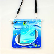 Good idea,sealed bag ,mobilephone waterproof bag for traveling,Waterproof Sealed Bag for camera, keys, wallet, watch