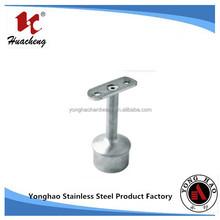 easy fitting stainless steel railing handrail bracket