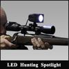 200m long irradiation distance CREE T6 10w LED scope mounts spotlight gun accessories NFG-WT61R Rechargeable Scope Mounted Light