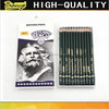 BN-6602 wholesale wood sketch pencil/charcoal carpenter best drawing pencil for painting