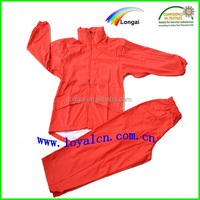 cheap adult pvc rain jacket&PVC rainsuit&PVC rainwear