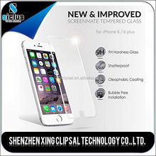 China phones and laptop screen protector manufacturer,tempered glass screen protector for iphone 6 6 plus