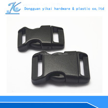 20mm double side release buckle,colored plastic side release buckle,plastic insert buckles