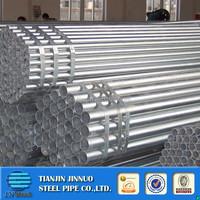 "1/2""-4"" (20mm-114mm) Q235 Pre-Galvanized Steel Pipe/Tube Factory"
