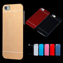 New Product PC+Metal For Iphone 6 Aluminum case, Slim Armor Case For Iphone 6