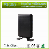 High quality YK-X1 greenest thin client for multimedia classroom,Library,Language Lab,Hospital