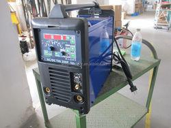 2014 Wholsale New Design IGBT ac dc tig 200p welding machine,ac dc inverter tig welding machine,110v welder ac dc tig welder