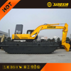 swamp excavator for land and water use 40t china supplier