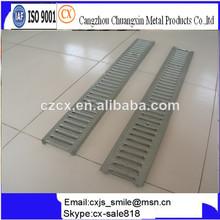 Flexible del canal de desagüe/concreto de zanjas