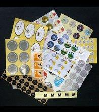 2012 hot sale paper label sticker
