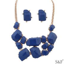 110294 Multi Strand copper jewelry set