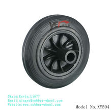 "8"" Rubber Wheel For 120L 240L Waste bin"