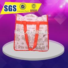 no pollution good price reusable non woven promotional tnt bag GL352