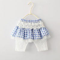 For Girls Korean Style Fashion Lovely Culotte Dresses Fashion Dresses For 2-8 Years Girl
