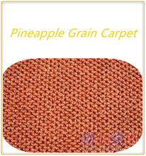 China manufacturer of hot selling products pineapple grain carpet