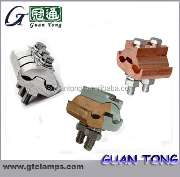 Jbt aluminum bolts parallel groove clamp pg clamps