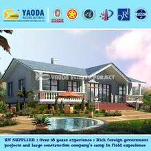 Light Steel Structure Concrete Prefabricated Real Estate