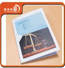 fast delivery unique custom brochure sample