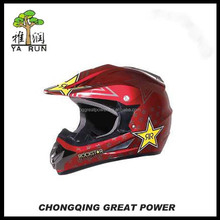 Qualified Safety Motorcycle Helmets Motor Cross Helmet Motorcross Helmet