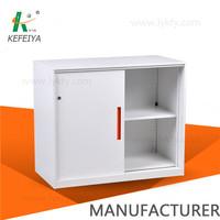 Kefeiya steel office furniture sliding door cabinet