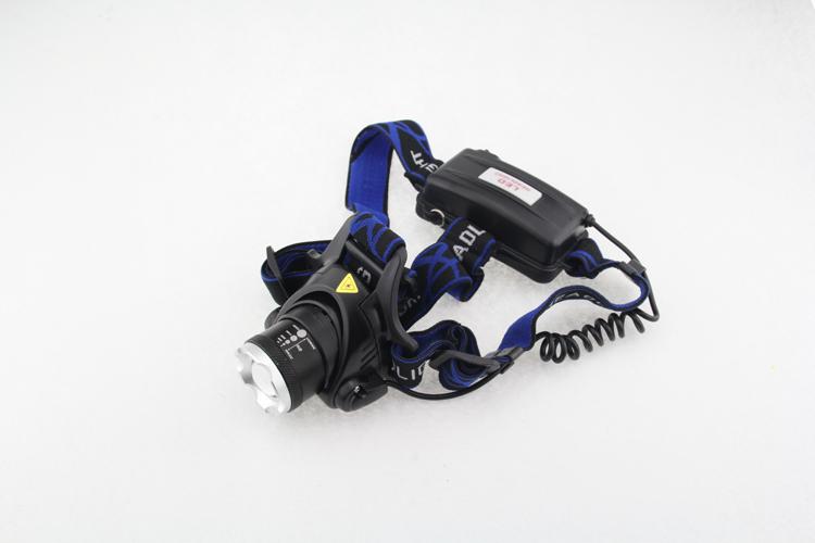 New 1000 Lumen rechargeable LED Bike headlamp