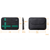 26.6*18.8cm size Cocoon Grid-It Organizer System Kit storage Bag for USB cable