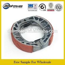 Motorcycle brake shoe for bajaj pulsar brake shoes