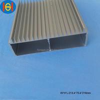 extrusion aluminum led enclosure