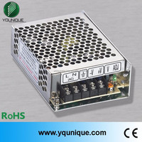 MS-100-5 electronic transformer mini-size cctv led driver power supply